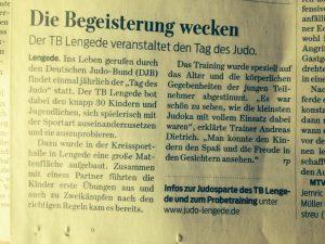 Braunschweiger Zeitung vom 23.11.2016